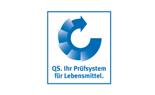 Logo QS. Ihr Prüfsystem für Lebensmittel
